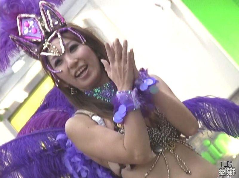 サンバカーニバルです43「限定ヤング!若い娘の貴重ダンス!ギャル満載!」