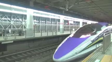山陽新幹線500系 エバンゲリオンバージョン